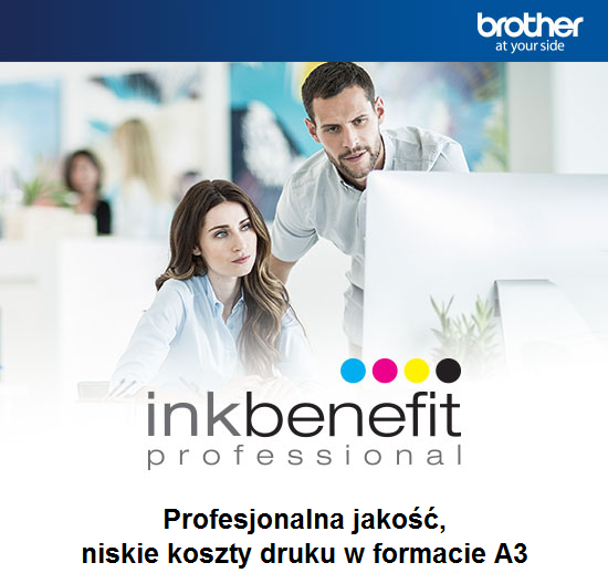 Brother InkBenefit Professional