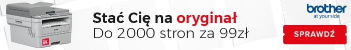 Oryginalny toner Brother