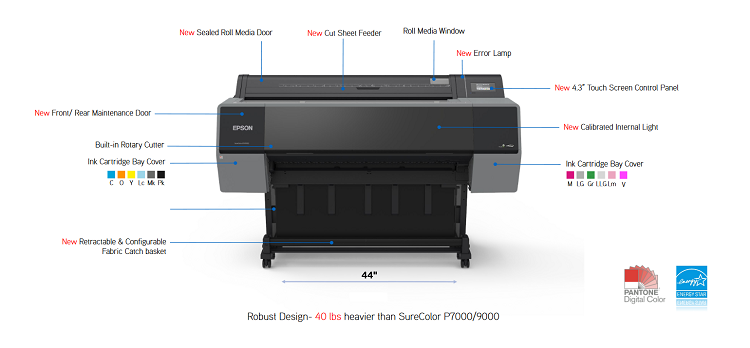 EPSON SC-P9500 Overview