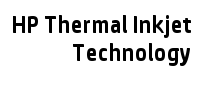 HP Thermal Inkjet