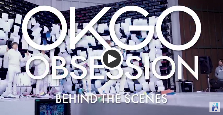 OKGO OBSESSION - Behind the Scenes