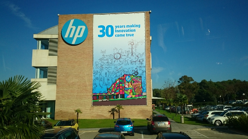 HP Barcelona