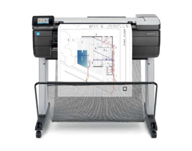 HP DesignJet T830 MFP 24in