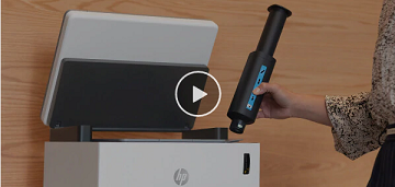 HP Neverstop wideo 2